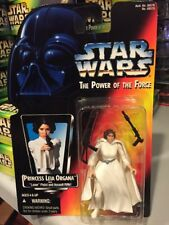 MOC Princess Leia Organa Star Wars POTF2 Power Of The Force .00 Two Bands Belt