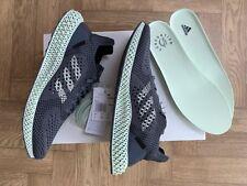 8d10d0dee Adidas Futurecraft 4D Onix Aero Grey Uk Size 10.5 Rare Shoe Quality