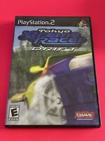 🔥 SONY PS2 PlayStation Two 💯 COMPLETE WORKNG GAME 🔥TOKYO XTREME RACER DRIFT