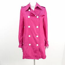 BURBERRY Jacke Mantel Damen pink Gr. DE 38 Jackets Coats