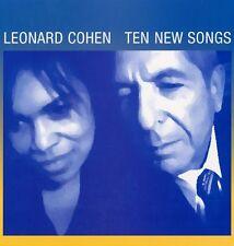 Leonard Cohen - Ten New Songs 180g vinyl LP NEW/SEALED
