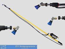 HDS Hochdruckreiniger Teleskoplanze >7,4m mit HD-KNICKGELENK f Kärcher Kränzle