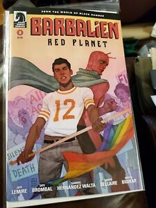 Barbalien Red Planet #2 Jeff Lemire Dark Horse Comics