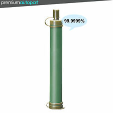 Life Emergency Straw Camping Military Portable Water Filter 99.9999% Purifier