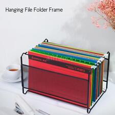 Comix Metal Mesh Hanging File Folder Frame Suspension Documents Holder A4 K8i7