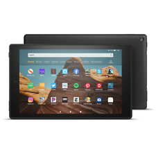 "Amazon Kindle Fire 10 HD 10.1"" 64GB FireOS 9th Generation WiFi, Black"