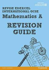 Revise Edexcel: Edexcel International GCSE Mathematics a Revision-ExLibrary