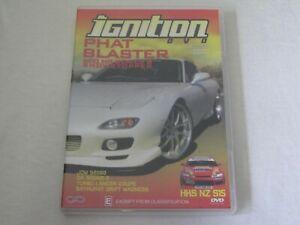 Ignition - Phat Blaster - Edition 019 - Brand New & Sealed - Region 0 - DVD