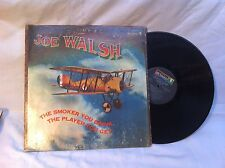 Vintage Joe Wash The Smoker you drink the player Vinyl Record Album