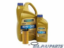 BMW Oil Change Kit 328d X3d (F30 F31 F25) 2.0L I4 N47 Diesel 2014-17 LL-04 Oil