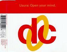 USURA : OPEN YOUR MIND / CD - TOP-ZUSTAND