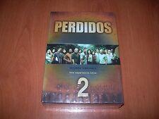 PERDIDOS SEGUNDA TEMPORADA DVD (EDICIÓN ESPAÑOLA PRECINTADO)