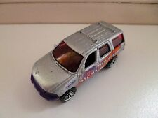 Ford Expedition - 1/68 - 1998 - Matchbox - Lesney - Grey - China