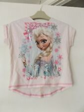 Next lovely Disney Frozen Elsa top aged 3 Years
