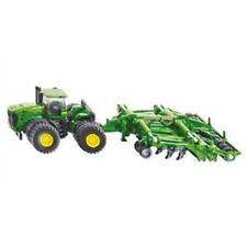 1:87 John Deere 9630 Tractor With Amazone Cultivator - Siku Centaur 187 1856