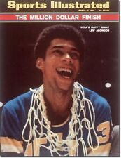 March 31, 1969 Lew Alcindor, UCLA Bruins Sports Illustrated 1