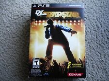 Brand New Def Jam Rapstar PS3 Bundle: Game & Microphone