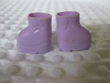 Barbie Clothes Kelly Size Light Purple Moon Boots Shoes AG