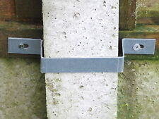 60 off Garden Security Fence Band Fencing Panel Concrete Post Anti Theft Robbery
