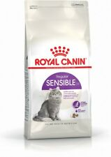 Royal Canin Feline Care Nutrition Sensible Sensitive Adult Cat Food 2kg 4kg 10kg