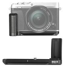 Meike MK-XE3G Metal Camera Hand Grip Bracket Holder Black for Fuji X-E3 Cameras
