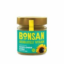 Bonsan Vegan Organic Tournesol Ghee | 3 x 200 g