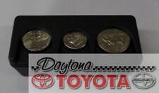 OEM TOYOTA TUNDRA TACOMA SEQUOIA 4RUNNER COIN  HOLDER 55450-0C010 BLACK