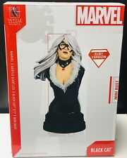 Marvel Black Cat, Gentle Giant Ruby Version Chase Mini Bust, Spider-man, Limited
