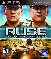 R.U.S.E. PS3 New Playstation 3