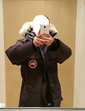 2018 LATEST ARRIVAL CONCEPT EDITION BLACK CANADA GOOSE EXPEDITION LARGE PARKA