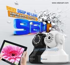 NEW Vstarcam C37A 1.3M 960P Wifi Dual IR-CUT Two Way Audio P2P Network IP Camera