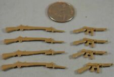 Toy Soldiers of San Diego TSSD WWII US Weapons Set - Set of 8 Thompson Rifle