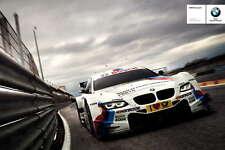 BMW Motorsport DTM M3 New Racer promo Poster #2