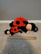 Anne Geddes Baby Ladybug Set