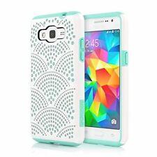 Incipio® Dual Layer Protection Case for Samsung Galaxy Grand Prime™ | White &
