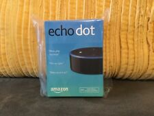Amazon Echo Dot (2nd Generation) Smart Assistant  with Alexa - White