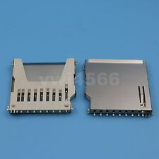 50Pcs MMC / SD Long Memory Card Card Socket Card Holder Connector Adapter