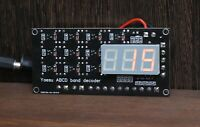 Automatic band decoder 10-outputs (YAESU, Elecraft K3) for hamradio