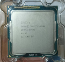 Intel Core i7 3770K 3.5GHz/8M/5 GTs (Boost - 3.90GHz) 4 Core 8 Threads 1155 CPU