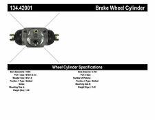 Fits 1999-2001 Nissan Altima Wheel Cylinder Rear Centric 19429FQ 2000