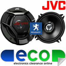 "Peugeot 206CC Convertible JVC 10cm 4"" 440 Watts 2 vías altavoces traseros de coche"