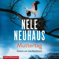 NELE NEWHAUS: MUTTERTAG - NACHTMANN,JULIA HÖRBUCH HAMBURG 2 MP3 CD NEW