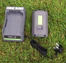 Titan Pro Batterie lithium-ion et rapide Chargeur | 36 V Samsung Hyundai | Li-Ion