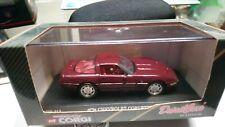 CORGI DETAIL CARS  1/43 CORVETTE ZR1 COUPE