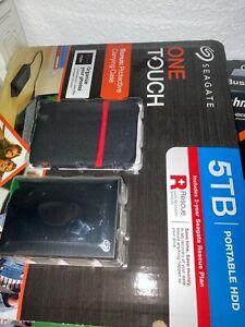 Seagate STHP5000400 Backup Plus 5TB External Hard Drive Portable HDD