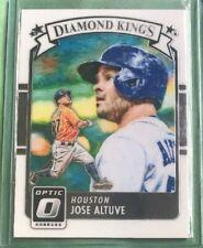 Jose Altuve Diamond Kings 2016 Donruss Optic - Houston Astros