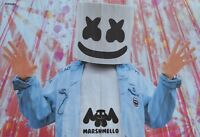 MARSHMELLO - A3 Poster (ca. 42 x 28 cm) - DJ Clippings Fan Sammlung NEU