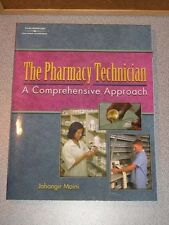 PHARMACY TECHNICIAN Comprehensive Approach by Moini NEW