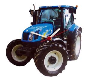 New Holland Clock - New Holland Tractor Clocks - New Holland Tractors  WT36-C