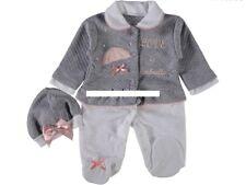 Mädchen Set NEU ♥ Nicki Strampler Overall Baby Schlafanzug Gr. 56, 62, 68